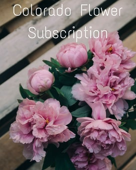 Colorado Flower Subscription