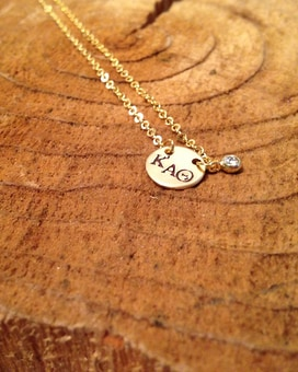 Kappa Alpha Theta Jewelry