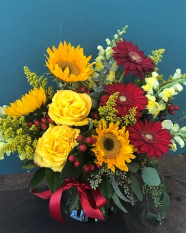 Chi Omega Mixed Arrangement