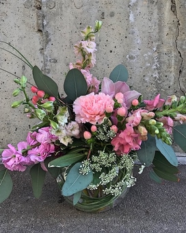 Zeta Love Flower Arrangement