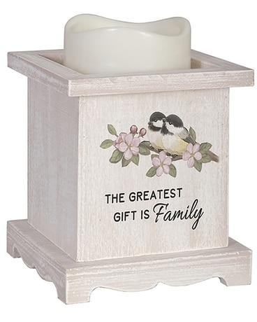 Family Flameless Candle Gifts
