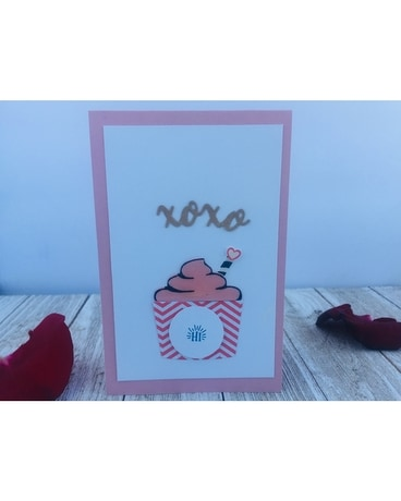 XOXO Love Card Custom product