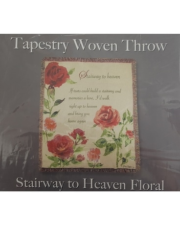 Stairway to Heaven Throw Gifts
