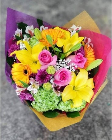 Parisian's Designer's Choice Bouquet Bouquet