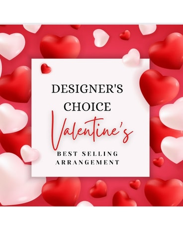 Designer's Favorite  Low & Lush Flower Arrangement