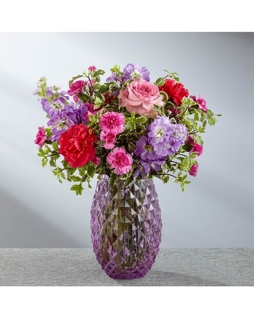 The FTD® Perfect Day™ Bouquet-VASE INCLUDED Flower Arrangement