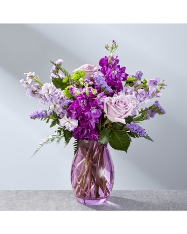 THE FTD® SWEET DEVOTION™ BOUQUET BY BETTER HOMES A Flower Arrangement
