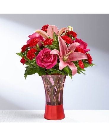 The FTD® Sweethearts® Bouquet Flower Arrangement