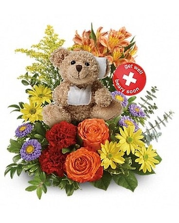 Get Better Bouquet by Telefloria Flower Arrangement