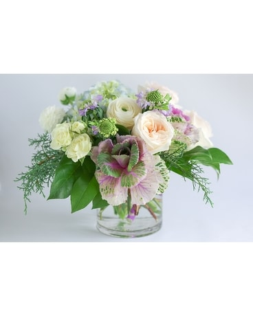 Pastel Posy Flower Arrangement