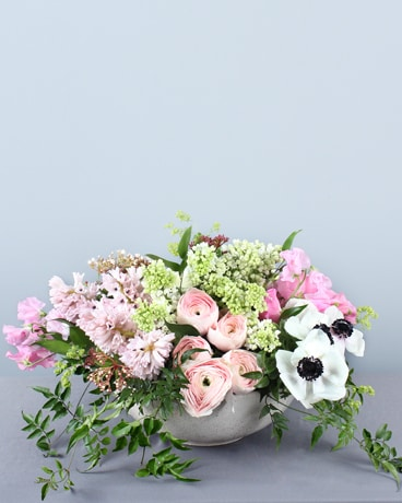 Laridae Flower Arrangement