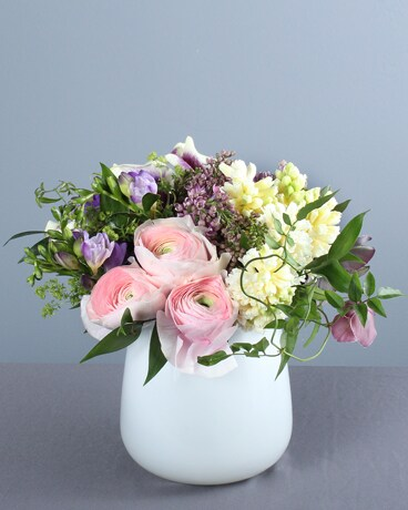 Stork Flower Arrangement
