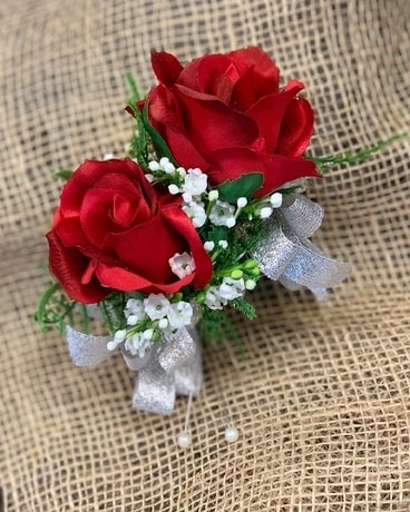 Pin-on Corsage for Her Corsage