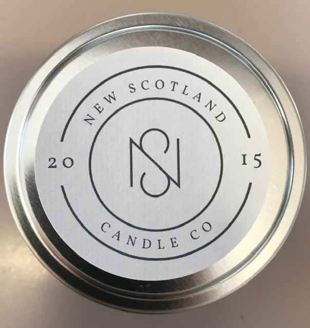 NS Made/100% Soy Candle(25hr)