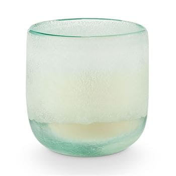 ILLUME Mojave Glass Medium Luxury Candle