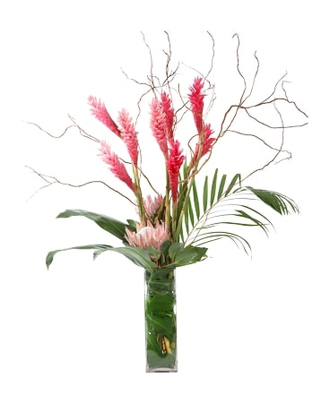 Ginger Snap Flower Arrangement