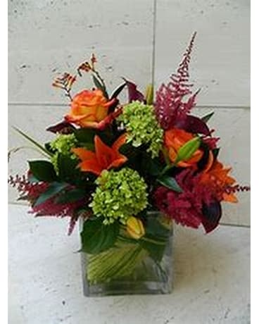 Thanksgiving Day Special Flower Arrangement
