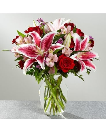 High Style Bouquet - Flower Arrangement