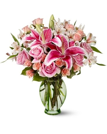 Teleflora's Forever More Flower Arrangement