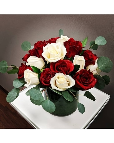 Love Is Everlasting Flower Arrangement