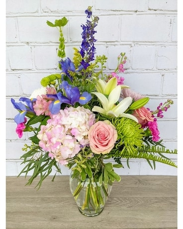 Angel's Delight Flower Arrangement