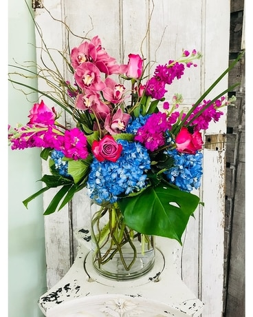 Ocean Springs Flower Arrangement