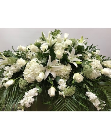 Casket sprays delivery birmingham al continental florist serenity mightylinksfo