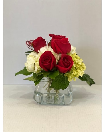 Romance & Love Flower Arrangement