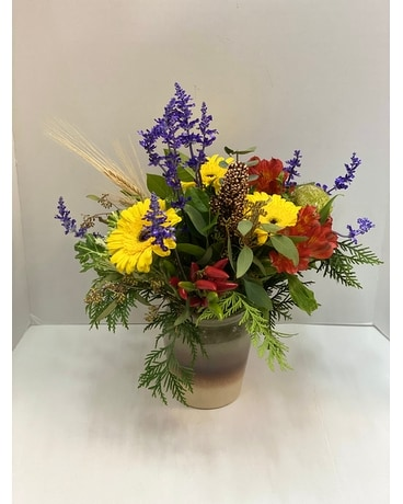 Teleflora's Thankfully Yours Bouquet Flower Arrangement