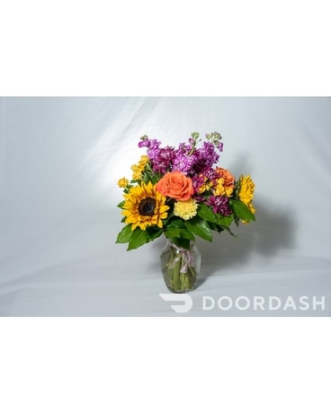 Sunflower Meadow Flower Arrangement