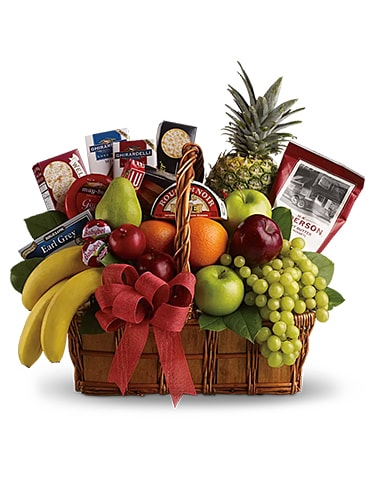 Gift baskets make a practical gift for your loved ones.