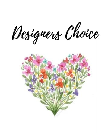 Premium Designers Choice Flower Arrangement