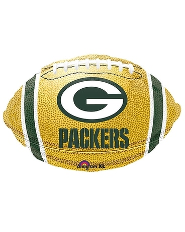 Packers Mylar Gifts