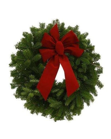 Everlasting Pine Wreath