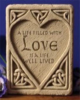 Celtic Love Stone