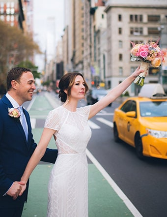NYC Destination Weddings & Elopements