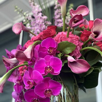 NYC Event Flowers