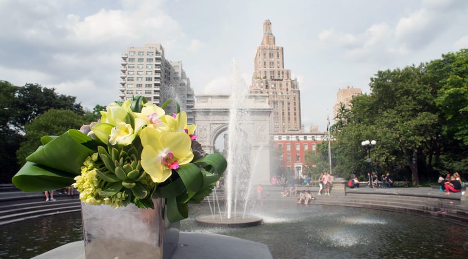 Official Florist of the New York City