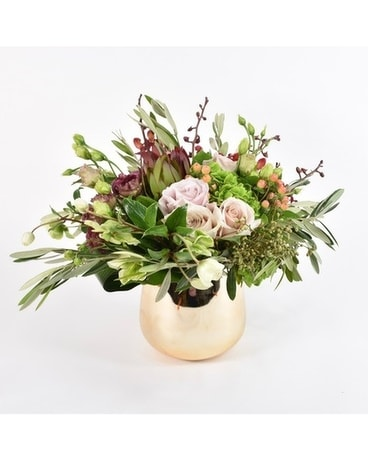 Uptown Girl Flower Arrangement