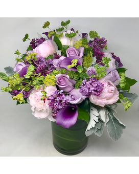 Genius of Spring Flower Arrangement