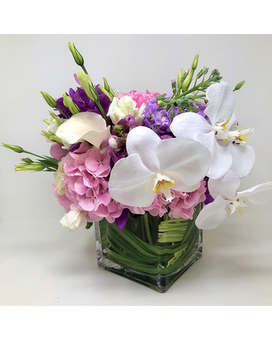 Glory Bound Flower Arrangement