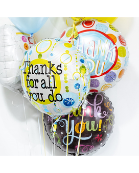 Thank You Balloon Bouquet Custom product