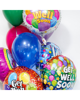 Get Well Soon Bouquet Custom product