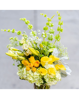 Endless Summer Flower Arrangement