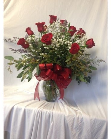 Premium Roses Flower Arrangement