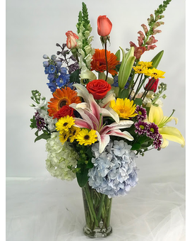Spring Has Sprung!! Flower Arrangement