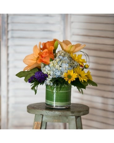 Sunshine and Smiles Flower Arrangement