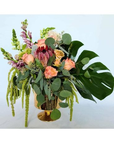 Feminine Opulence Flower Arrangement