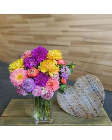 Candy Crush Flower Arrangement