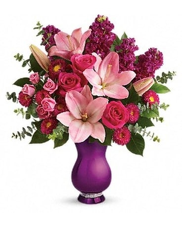 Teleflora's Dazzling Style Bouquet Flower Arrangement